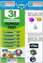 Evrensel İletişim Yayınları 3. Sınıf Tüm Dersler Yaprak Testler