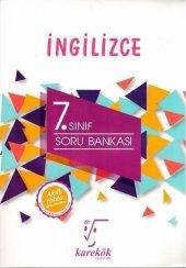Karekök Yayınları 7. Sınıf İngilizce Soru Bankası