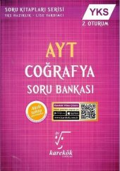 Karekök Yayınları Ayt Coğrafya Soru Bankası