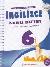 Palme Yayınları 6. Sınıf İngilizce Akıllı Defter