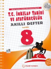 Palme Yayınları 8. Sınıf T.c. İnkılap Tarihi Ve Atatürkçülük Akıllı Defter