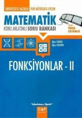 çap Yayınları Matematik Fonksiyonlar 2 Konu Anlatımlı Soru Bankası