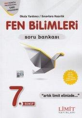Limit Yayınları 7. Sınıf Fen Bilimleri Soru Bankası