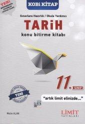 Limit Yayınları 11. Sınıf Tarih Konu Bitirme Kitabı