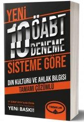 öabt Din Kültürü Ve Ahlak Bilgisi Öğretmenliği Tamamı Çözümlü 10 Deneme(75 Soruluk Yeni Sisteme Göre)