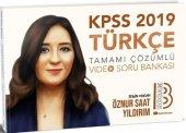 Benim Hocam Yayınları 2019 Kpss Türkçe Tamamı...