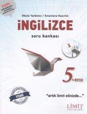 Limit Yayınları 5. Sınıf İngilizce Soru Bankası