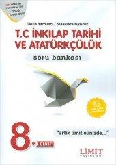 Limit Yayınları 8. Sınıf T. C. İnkılap Tarihi Ve Atatürkçülük Soru Bankası