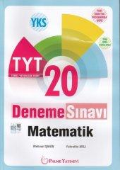 Palme Yayınları Tyt Matematik 20 Deneme Sınavı