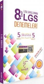 Karekök Yayınları 8. Sınıf LGS 5 Denemeleri