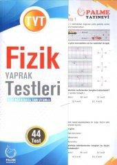 Palme Yayınları Tyt Fizik Yaprak Testleri