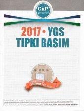 çap Yayınları 2017 Ygs Tıpkı Basım
