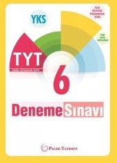 Palme Yayınları Tyt 6 Deneme Sınavı