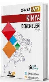 Hız Ve Renk Yayınları Ayt Kimya 24x13 Denemeleri