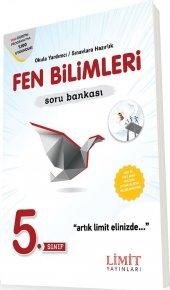 Limit Yayınları 5. Sınıf Fen Bilimleri Soru Bankası
