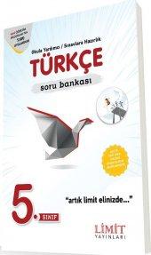 Limit Yayınları 5. Sınıf Türkçe Soru Bankası