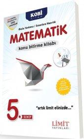 Limit Yayınları 5. Sınıf Matematik Konu Bitirme...
