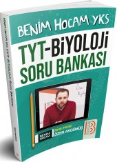 Benim Hocam Yayınları Tyt Biyoloji Soru Bankası...