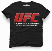 Tshirthane UFC Ultimate Fighting Championship Tişört Erkek Tshirt