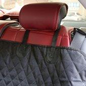 Araba Araç Oto içi Arka Koltuk Kedi Köpek Koltuk Kılıfı Örtüsü Şiltesi Su Geçirmez Koruyucu Kılıf-8