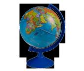 Işıksız Siyasi Küre 20cm
