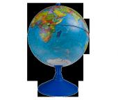 Işıksız Siyasi Küre 20cm-3