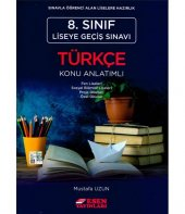 Esen 8.sınıf Lgs Türkçe Konu Anlatımlı 2019