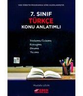 Esen 7.sınıf Türkçe Konu Anlatımlı 2019