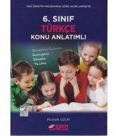 Esen 6.sınıf Türkçe Konu Anlatımlı 2019