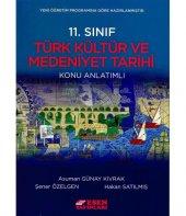 Esen 11.sınıf Türk Kültür Ve Medeniyet Tarihi Konu Anlatımlı 2019
