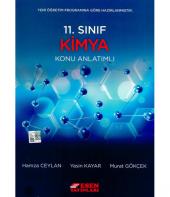 Esen 11.sınıf Kimya Konu Anlatımlı 2019