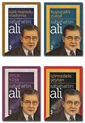 Sabahattin Ali Seti 4 Kitap