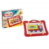 Mozaik Eğitici Oyun Ve Lego Seti 280 Pcs