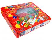 Sihirli Düğmeler Eğitici, Zeka ve Gelişim Oyunu (3+) (80 Düğme)
