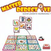 Master Dedective-Dedektif Eğitici,Dikkat ve Zeka Oyunu-2