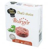 Chefs Choice Biftekli Burger Tahılsız Köpek Konservesi 100gr