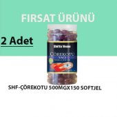Shiffa Home Çörekotu Kapsül 500 MG 150 Softgel (2 Adet)