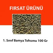 Bamya Tohumu 100 Gr