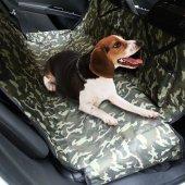 Araç Oto içi Kedi Köpek Koltuk Örtüsü Kılıfı Araç Araba Oto Arka Koltuk Evcil Hayvan Örtüsü Havuzu-3