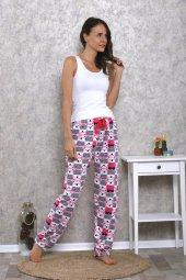 Kadın Polar Alt Pijama MPI0057-2