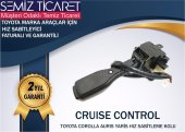 ESEMİZ Toyota YARİS Hız Sabtileme Kolu(Cruise Contol)-KAPAK DAHİL SET-2 YIL GARANTİLİ-ADINIZA FATURALI-2