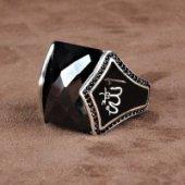Kişiye Özel Arapça İsim Yazılı Gümüş Yüzük