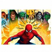 200 Parça Örümcek Adam Spider-man spiderman Yapboz - Puzzle