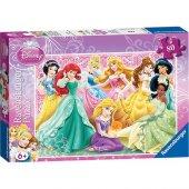 Ravensburger Puzzle 80 Parça Disney Prensesleri...
