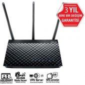 ASUS ADSL,VDSL 2port 433mbps DSL-AC51 Wlan (Kablosuz) VPN 2.4/5gh