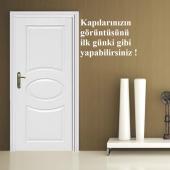 Casati Panel Kapı Boyası 2,5 LT BEYAZ-3