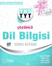 Palme Yayınları Tyt Dil Bilgisi Çözümlü Soru Kitabı
