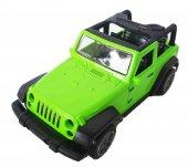 Metal Çek Bırak Spor Araba Diecast Çılgın  Arabalar 4x4 jeep 22-4