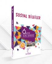 Karekök 6. Sınıf Sosyal Bilgiler Soru Bankası 2019