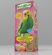 Yeşil Boncuk Premium Muhabbet Yemi 500 Gr